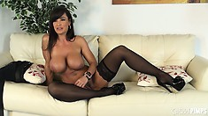 Lisa Ann is a MILF with a rack that will totally blow you away