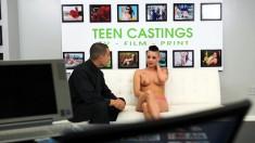 Wild brunette teen with a splendid body Rachael Madori enjoys hard sex