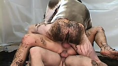 Gia Paloma has no right to leave that room where she will be fucked in ass