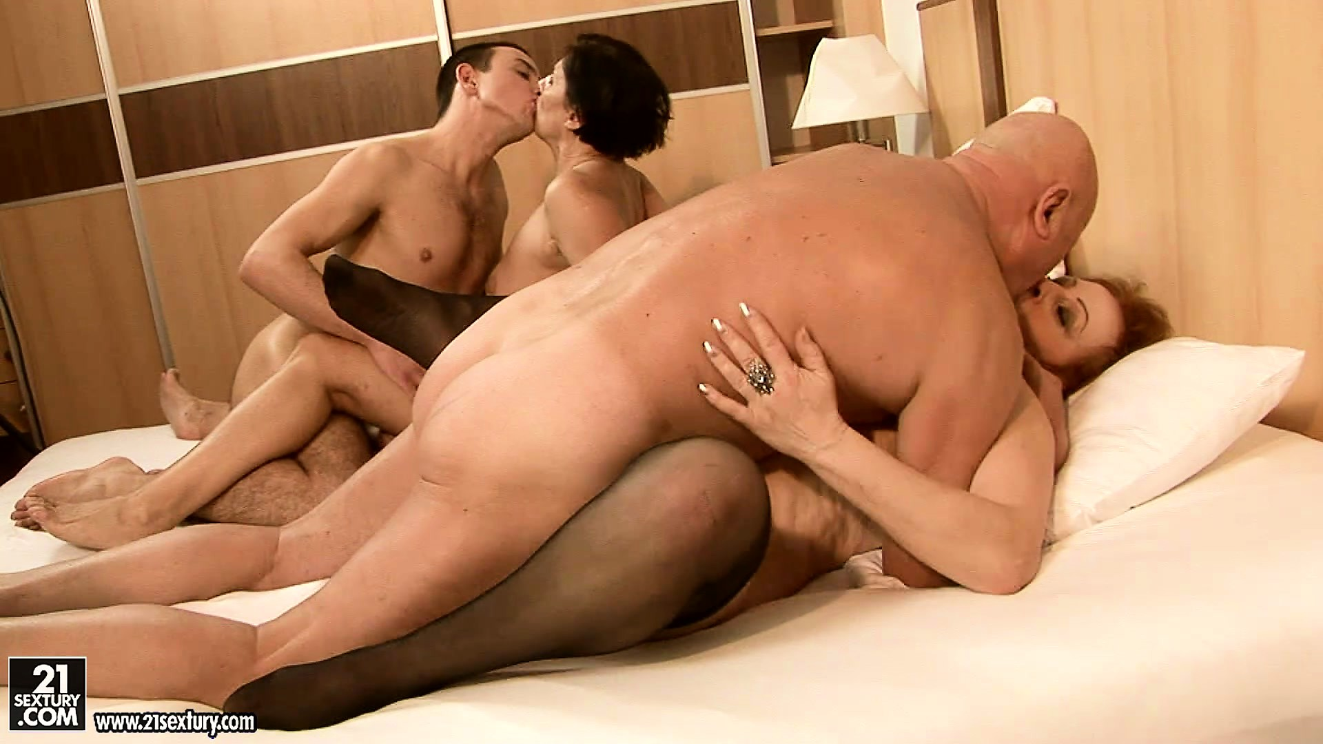 Swingers sex family