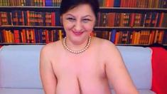 Big Tit Mom On Webcam 2