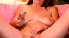 Horny WebCam Girl With Big Natural Tits