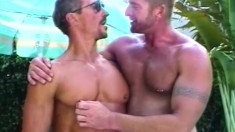 Brett Hughes plunders every inch of Michael Vista's tight butthole